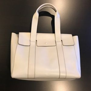 "Gap Leather ""Birkin"" Handbag"